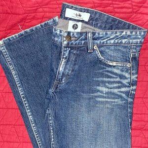 Armani Exchange Ultra Low Rise Jeans